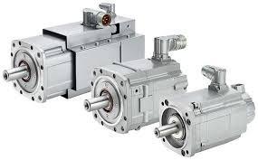 Manutenção servo motor