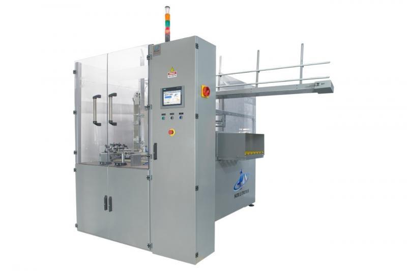 Maquina de embalar tubos