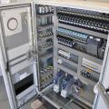 Montagem de quadro eletrico industrial