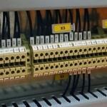 Manutenção em painéis elétricos industriais